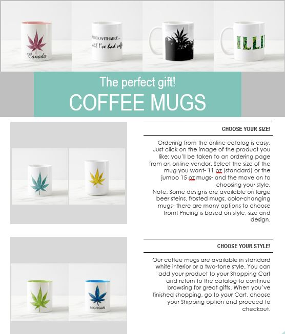Mugs section cover