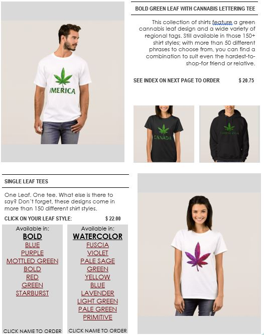 Shirts section page 4