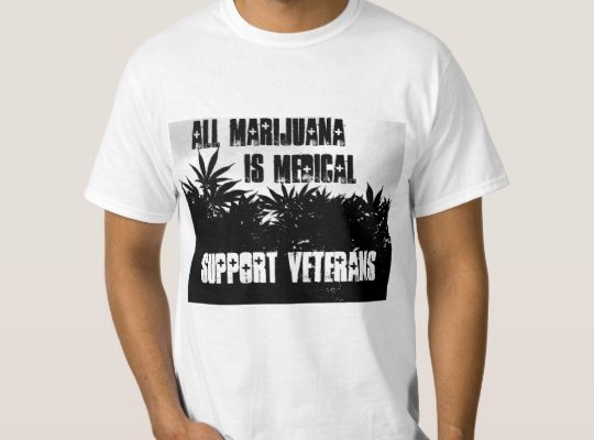 all_marijuana_is_medical_support_veterans_shirt