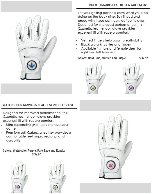 Golf items page 4