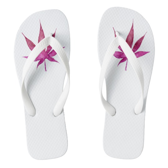 flip_flops_with_fuscia_watercolor_leaf_design-rdb89612e79764f9999d2ed63ae55b289_jhur8_540